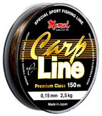 Леска Carp Line 150 м, Ø 0,50 мм.
