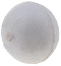 Поплавок Шарик полистирол, D-30мм, отверстие 3мм, плавучесть 10-12г, 100 шт.