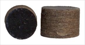 Пыж Diana ДВП Н14 мм, 12 калибр