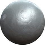 Пуля Шар калиберная диаметр 16,8 мм, вес 30 гр, 16 калибр, 10 шт.