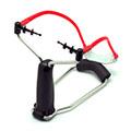 Рогатка для охоты профессиональная Trumark FSX-F0, с магазином, упором и, прицелом