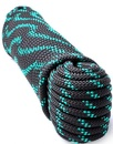 Шнур плетеный Якорный диаметр 5 мм, тест 450 кг, длина 30 м