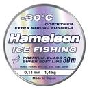 Леска зимняя Hameleon ICE Fishing 0,10 мм, 50 м.