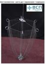 Зонт-Малявочник Универсальный 6-ти лапый лесковый 1,2 м