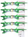 Донка на хищника Fishtex тип 1 - 5 шт.