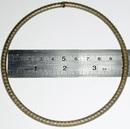 Кольцо грузовое разрезное, диаметр 110 мм, металл 5 мм, вес 50 гр.