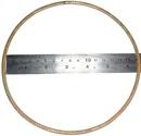 Кольцо грузовое разрезное, диаметр 170 мм, металл 5 мм, вес 70 гр.