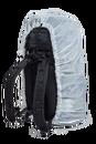 Накидка маскировочная на рюкзак 70л. / нейлон / белый