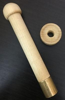 Навойник деревянный, калибр 32