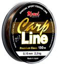 Леска Carp Line 150 м, Ø 0,17 мм.