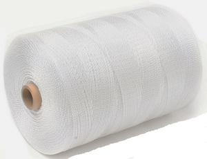 Нить капроновая белая Extra Plus диаметр 1,00 мм, 187 tex*2, тест 24 кг, вес 3 кг, длина 6970 м.