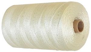 Нить капроновая  Extra Plus, 93,5 tex*2, диаметр 0,80 мм, вес 1 кг, белая