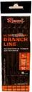 Поводок для перемета, донки, фидера  BRANCH LINE, длина 1 м, Dyneema, тест 30 кг, крючок №10 - 5 шт.