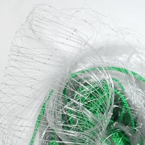 Сетка для подъемника 1,0 х 1,0 м, леска 0,25 мм, ячея 30 мм.