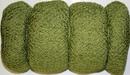 Дель узловая капроновая 93,5текс*3 (0,8мм), h-250 ячей (4м), L-60 м, мешок 16,2 кг, зеленая, ячея 8 мм.