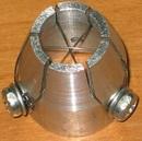 Матрица «Звезда» металлическая для УПС, калибр 12