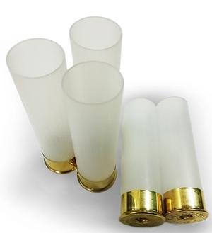 Гильза Cheddite 12 калибр, 70 мм, юбка 12 мм, 100 шт.