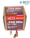 Пуля оболочечная БПЗ 308 Win FMJ латунь 9,4 гр. (145gr), 50 шт.