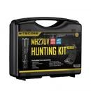 Комплект охотничий в кейсе Nitecore MH27UV Hunting Kit