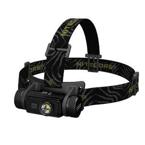 Фонарь светодиодный Nitecore HC60 черный