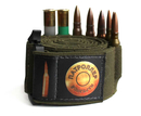 Патронташ - бандольера ПАТРОЛЛЕР Нарезной/410 для 100 нарезных или 410 патронов эластичный