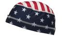Подшлемник Pyramex под каску, цвет -  американский флаг