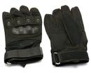 Перчатки тактические Oval Черные, размер L, XL, XXL