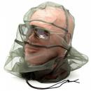 Накомарник клипон на очки Очкимарник Polarized поляризационные линзы зеркально-серые 50%