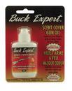 Нейтрализатор запаха оружия Кедр, Buck Expert 22, оружейное масло 30 мл.