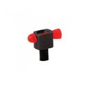 Мушка оптоволоконная универсальная HiViz SPARK II front sight BD1008-R, Красная