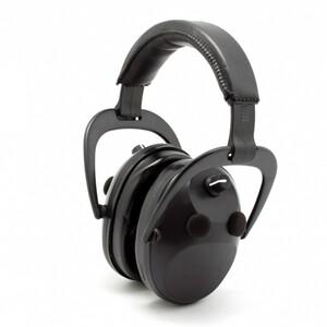Наушники активные стрелковые PMX Tactical PRO PMX-360 3D Sound, 24-80 Дб, черные (черный/черный)