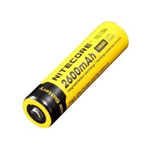 Аккумулятор Nitecore NL1826 защищенный