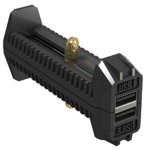 Универсальное зарядное устройство Nitecore F2 2 канала
