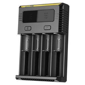 Универсальное зарядное устройство Nitecore L4