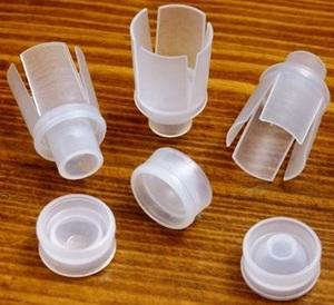 Пыж-контейнер регулируемый 12 калибр, 50 шт.