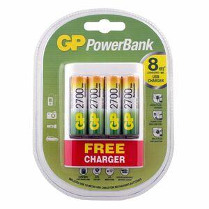 Универсальное зарядное устройство GP PBU411