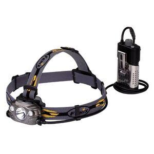 Фонарь светодиодный Fenix HP30R серый