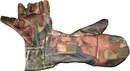 Варежки-перчатки Лес из виндблока-мембраны