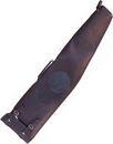 Футляр ХСН с мехом Беретта, люкс коричневая кожа, длина 95 см (арт. 824-4)
