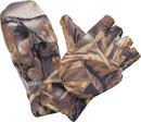 Варежки перчатки Камыш из флиса