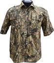 Рубашка с коротким рукавом Фазан лес