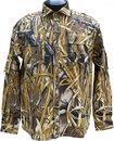 Рубашка с длинным рукавом Фазан камыш