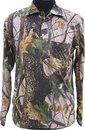 Рубашка с длинным рукавом лес