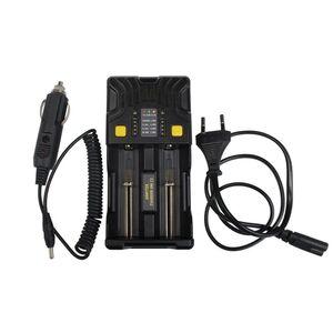 Универсальное зарядное устройство Armytek Uni C2 A02401С