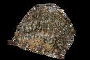 Накидка для засидки / ткань синтет. / сухой камыш