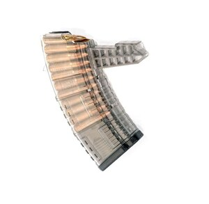 Магазин Pufgun для карабина СКС калибра 7,62x39, 20 мест, прозрачный