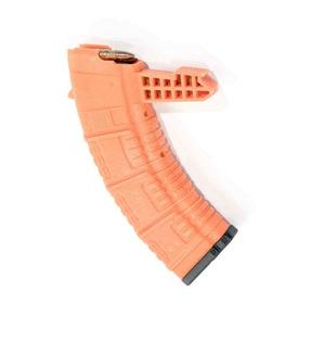 Магазин Pufgun для карабина СКС калибра 7,62x39, 30 мест, оранжевый