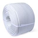 Фал плетеный ТАЙФУН белый, диаметр 6 мм, тест 700 кг, длина 300 м, бобина