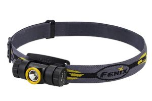 Фонарь светодиодный Fenix HL23 желтый