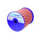 Шнур плетеный АКВА СПОРТ диаметр 6 мм, тест 600 кг, длина 300 м, бобина